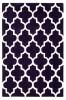 Arabesque Purple Rug
